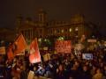 Венгры вышли на протест против коррупции, налогов и внешней политики страны