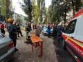 В многоэтажке Киева произошел пожар: есть жертва