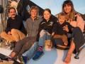 Грета Тунберг едет из США в Европу на катамаране