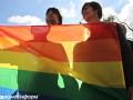 Правый сектор просит Кличко запретить гей-парад в Киеве