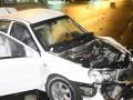 В Киеве на Большой Окружной столкнулись два автомобиля