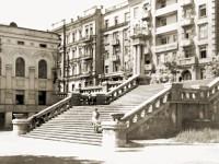 Киев 30-х годов: памятник Шевченко и новый вокзал. ЧАСТЬ 3