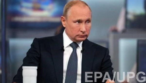 Путин поддержал идею разрешить двум предприятиям Украины поставки товаров в РФ
