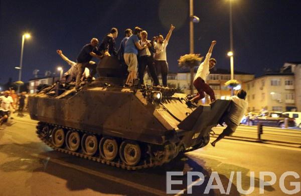 В Турции увеличилось количество жертв