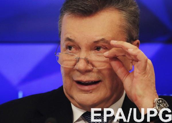 Януковичу не удастся добраться до своего счета, заверили в ГПУ