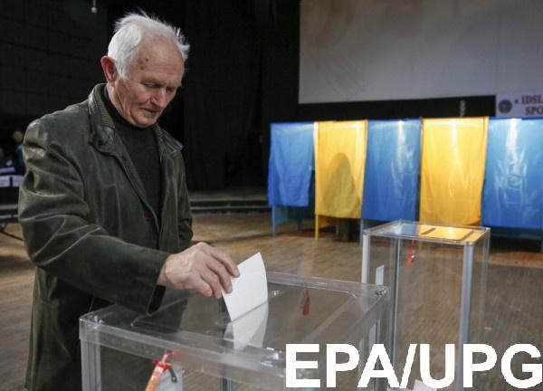 На одном из участков использовали неправильные печати - еще с выборов президента