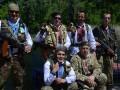 Бойцы АТО отметили День вышиванок на передовой