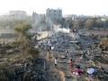 ХАМАС сорвал двухчасовое гуманитарное перемирие в секторе Газа