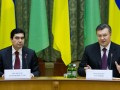 Янукович перепутал Туркменистан с Казахстаном