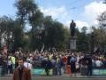 В Москве вновь митингуют против политических репрессий