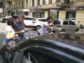 Звездный телеведущий попал в аварию в центре Одессы