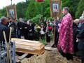 Анна Герман не приехала на похороны матери (ФОТО)
