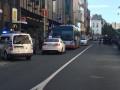 В Брюсселе женщина с ножом напала на людей