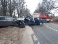 В Черкасской области в результате ДТП пострадали 6 человек