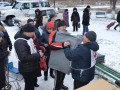 Красный Крест отправил гуманитарную помощь в