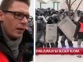 Польский журналист покорил YouTube своими видеорепортажами с Грушевского