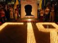 В Киеве и Харькове почтили память Гонгадзе и других погибших журналистов