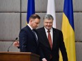О чем Порошенко говорил в Польше, а Дуда - в Украине