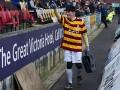 Британец лишился должности талисмана футбольной команды из-за похудения
