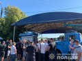 В Харькове на рынке произошел конфликт между двумя группами граждан
