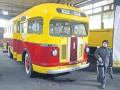Киевскому автобусу исполнилось 90 лет
