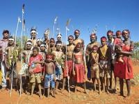 Аборигены Австралии потребовали от властей 50 миллиардов долларов
