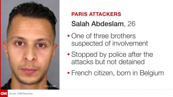 Президент Франции требует быстрейшей екстрадации С.Абдеслама