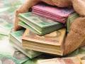 Украинцы стали хранить в банках больше денег