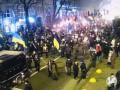 Полиция: Факельные марши прошли без происшествий
