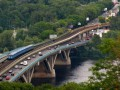 В Киеве начнется капитальный ремонт моста Метро