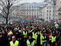Во Франции задержали 345 участников протестов