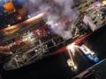 На горящем корабле у Стамбула погибли два человека