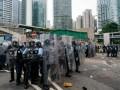 Протесты в Гонконге: штурм админзданий и  красный уровень тревоги