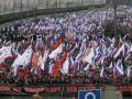 Фото недели: траур по Немцову, молитва за Савченко и рекорд доллара