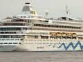 В Норвегии на карантин задержали круизный лайнер