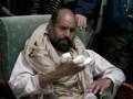 Украинский врач осмотрел сына Каддафи: Сейф аль-Исламу требуется ампутация пальцев