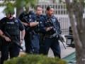В США полиция разгоняла сторонников Трампа светошумовыми гранатами