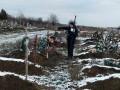 В Запорожье участникам АТО выделили землю на кладбище