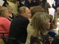 Путин встретился с погорельцами в Хакасии
