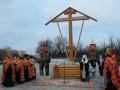 Россия подарила боевикм ЛНР шестиметровый крест