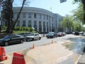 В Киеве Рада и Кабмин остались без воды из-за аварии
