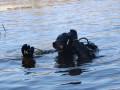 В Киеве обнаружили тела двух мужчин, которые перевернулись на лодке