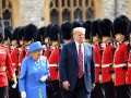 Трамп пожаловался на Елизавету II