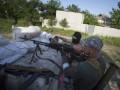 Под Славянском ополченцы готовятся к атаке военных