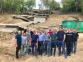 Реконструкцию Владимирской горки завершат ко Дню Киева