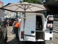 Столичные гаишники составили почти 400 протоколов в отношении владельцев автокофеен