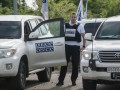 На Донбассе произошло ДТП с участием автомобилей ВСУ и ОБСЕ
