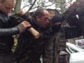 В больницу Славянска доставлен пилот сбитого украинского вертолета