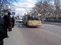 В Севастополе возбновили троллейбусное движение
