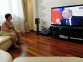 Рада исключила российские телепередачи из перечня европейских